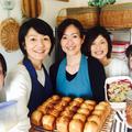 【石神井公園 自家製酵母パン教室】9月憧れの自家製酵母でハード系のパン作りを実現!ワインのパン