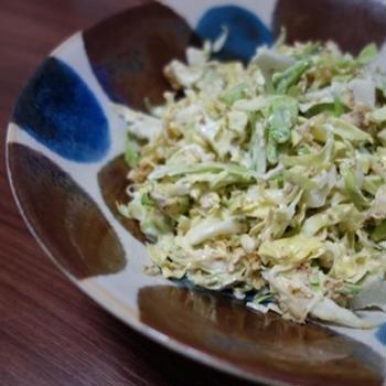 【簡単キャベツレシピ】キャベツ切干大根のサラダ