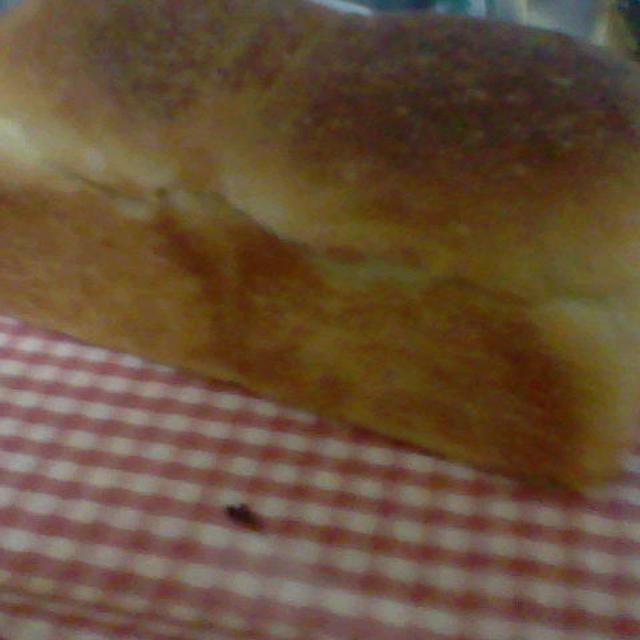 ブログ更新しました。「クリチと蜂蜜入りパン・ド・ミ」