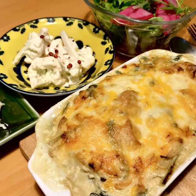 牡蠣 グラタン 人気 レシピ