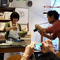 「おいしい料理写真の撮り方講座」に参加!