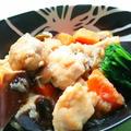 鶏肉と野菜の生姜みぞれあんかけ☆