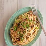 塩昆布が決め手の麺レシピ4選