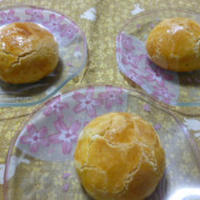 「宮崎のチーズ饅頭」作りました!
