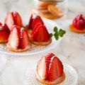 《レシピ》桜いちご。~お菓子作りをしない方へ捧ぐ~