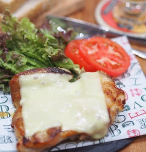 間違いない♡味噌ダレとチーズのコクde照り焼きチキン♡♡《おかず・お弁当・おつまみ》
