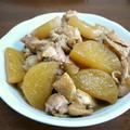 【簡単レシピ】☆旨味がジュワっと☆鶏肉と大根の煮物♪ by bvividさん