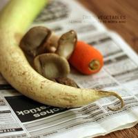 干し野菜のポトフ/イチゴロール