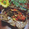 教室レシピ☆アレンジ♪ブロッコリーと豚ブロック肉のカスレ