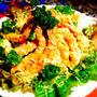 大海老とブロッコリーのスイチリマヨ 調味料2つで簡単♪
