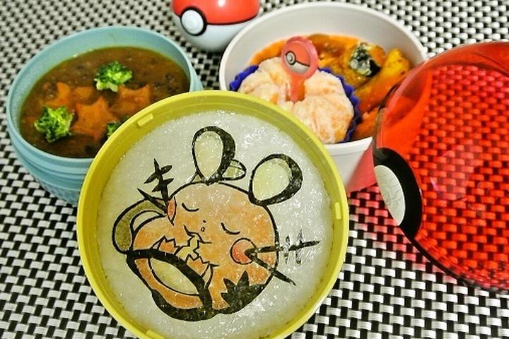 【キャラ弁】簡単ポケモンお弁当レシピ5種類!作り方・時短のコツ紹介の画像8