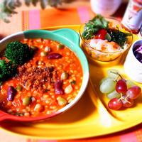 ロカボ! もち麦のトマトリゾット & 今流行りのもち麦ダイエット
