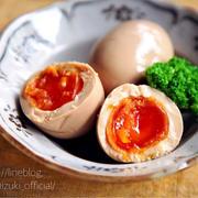 ♡絶品煮卵(味玉)♡【#簡単レシピ#作り置き#味付け玉子】