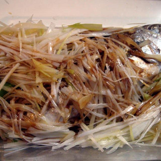 白身魚の清蒸