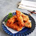 【エバラ☆レシピ】黄金の焼肉ポテトから揚げ #お弁当おかず#エバラ#黄金の味