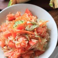 サラダ用ブラウンライスでレシピ「爽やかグレインズジャーサラダ」♪