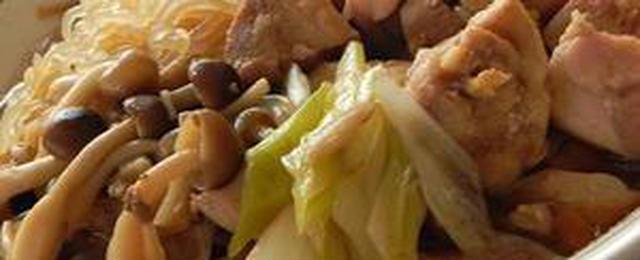 ごはんがすすむ甘辛味♪「すき焼き風煮物」レシピ