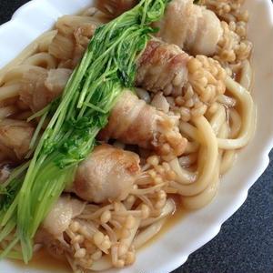 具だくさんであったまる♪「すき焼き風」麺レシピ