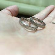 自分のご両親の指輪、しっかり見たことはとありますか?