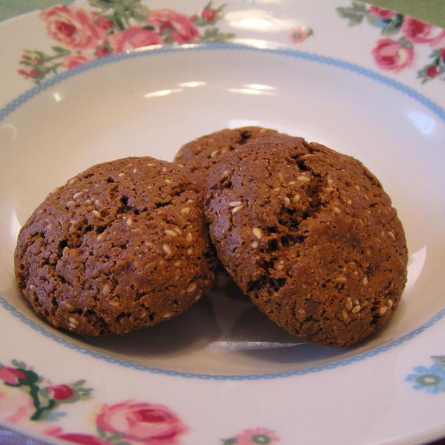 もっちりコーヒー味噌クッキー