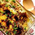 バターナッツ南瓜とカマンベールチーズのスコップコロッケ