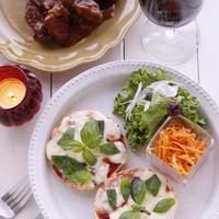 「マルゲリータマフィン」と洋食の日