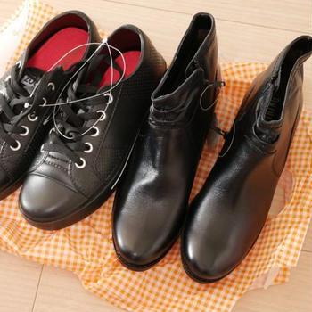 靴の問屋さん馬里奈の冬のバーゲンセールに行ってきました☆2足購入♪