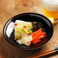 白菜のにんにく焼酎漬け、作り方動画