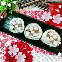 ✿桃の花海苔巻きと時短テク!!✿ひな祭り間に合いレシピ✿