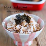 湿気た海苔を救出♡ご飯がもりもりすすむ♡『海苔の佃煮』と『ダイエットにいいもち麦』