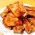ガッツリ超ウマ!絶品スペアリブ。バーベキューにも最適漬け込みダレの味付け