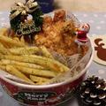 フライドチキン&のり塩ポテトパック by とまとママさん