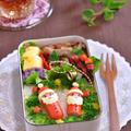 2012年12月の頑張ったお弁当とお気に入りレシピ