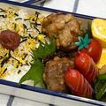 【お弁当】お弁当作り/bento/唐揚げ《アラフィフ旦那弁当》
