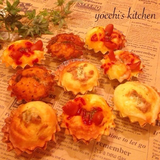 【朝食⁑おやつ】30分以内で完成!スピードパン