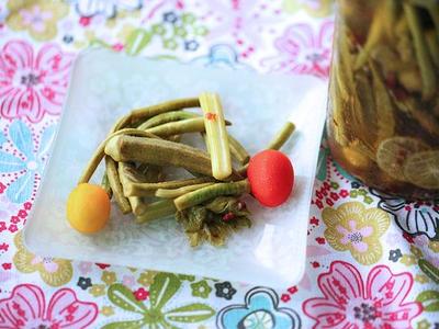 >常備菜で野菜のピクルス作り。 by ぱにみぬぅさん