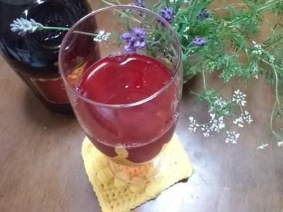 紫蘇ジュース作るなら 今です!