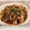 孤独のグルメの四川料理を作ってみた by ドラキチさん