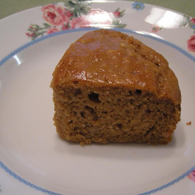 豆乳チーズときな粉のケーキ