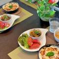 レッスンランチは本格ミートソースでミートドリア~パン焼きはお花ジャムパン、今日の富士山で♪♪ by pentaさん