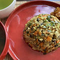 【ヴィーガン対応】高野豆腐でドライカレー