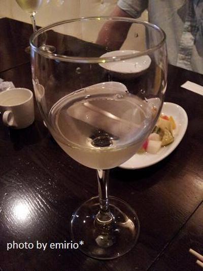 ワインバーでもやっぱりとりビー ~THE WINE BAR:大阪梅田~