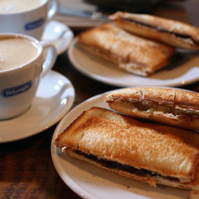 Hot Sandwich -Jpn Sweet-