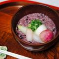 雑穀でつくるトロ~リ七草粥 by manamiさん