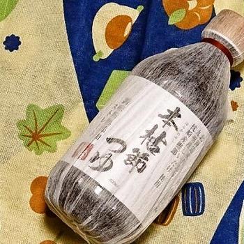 アサムラサキの高級万能つゆを使ってみましたの♪