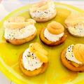 レモンチーズシュークリーム♡ by Lau Ainaさん