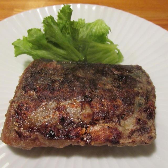 【旨魚料理】サワラの洋風照り焼き