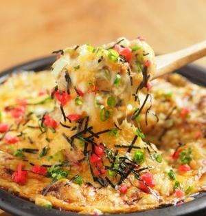 長芋グラタン海苔風味 、 海苔の佃煮を使ったレシピ