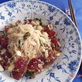 ハワイ発★ポキ素麺