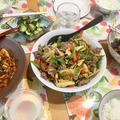 【旬たけのこ】チンジャオロースの翌日の楽しみ方は味変化丼!